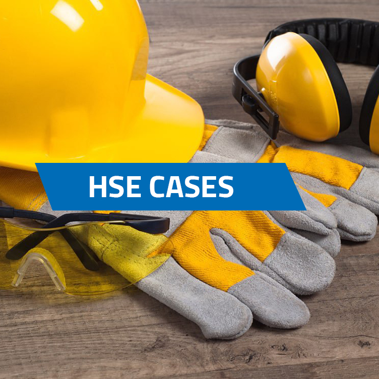 Creating HSE Cases